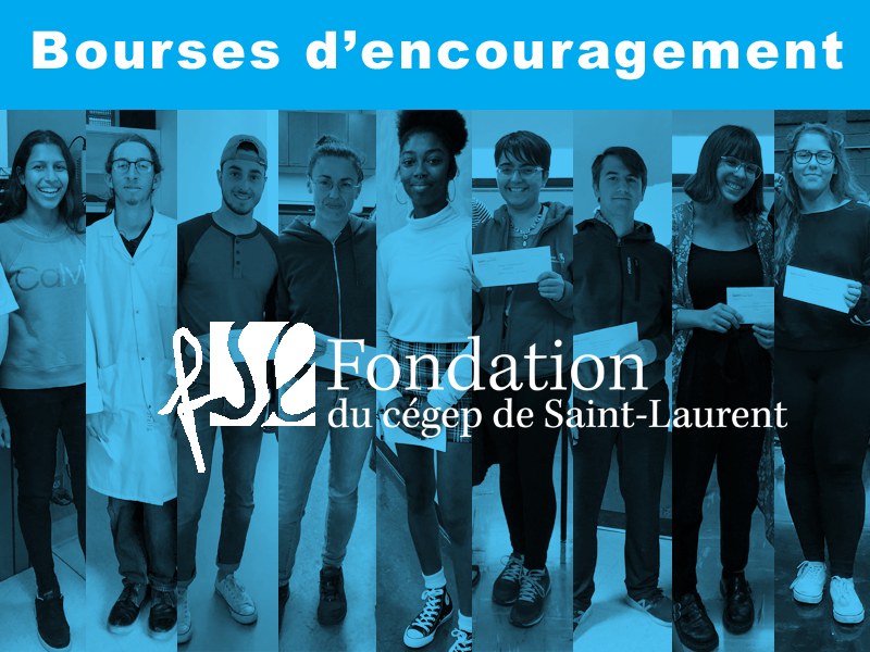 La Fondation remet 3 500 $ en bourses d'encouragement!